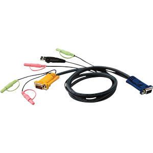 ATEN 2L-5305U - KVM-Kabel