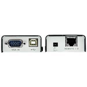 MINI-KVM-Verlängerung>USB-VGA-Grafik (100 m) ATEN CE100