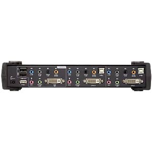 2 Port KVM USB /  DVI-Dual-Link / Audio ATEN CS1782A