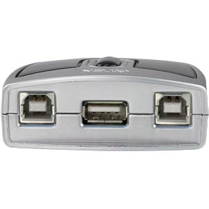 USB 2.0 peripheral switch with 2 ports ATEN US221A