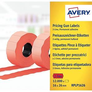 AVZ RPLP1626 - Preis-Etiketten