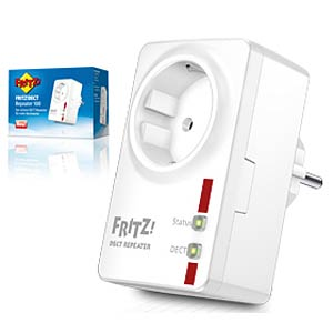 FRITZ!DECT Repeater 100 DECT-Erhöhung AVM 20002598