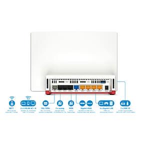 FRITZ!Box 7580 mit VDSL/ADSL2+ - Modem AVM 20002761