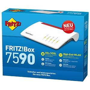 FRITZ!Box 7590 mit VDSL/ADSL2+ - Modem AVM 20002784