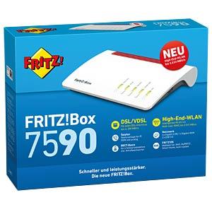 AVM FRITZ!Box 7590 mit VDSL/ADSL2+ - Modem AVM 20002784