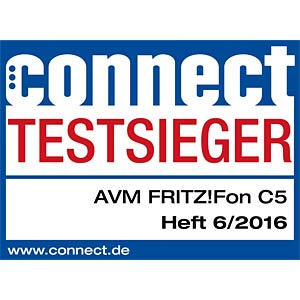 AVM FRITZ!Fon C5 -  FRITZ!Box Komforttelefon AVM 20002748