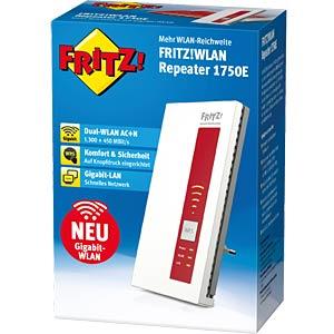 AVM FRITZWLAN Repeater 1750E AVM 20002686