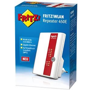 AVM FRITZWLAN repeater 450E AVM 20002589