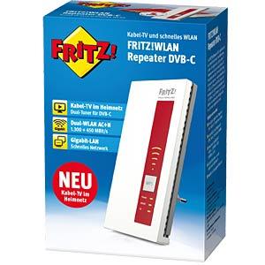 AVM FRITZ!WLAN Repeater DVB-C AVM 20002679