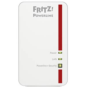 AVM FRITZ!Powerline 1000E Single Adapter AVM 20002685