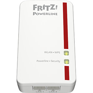 FRITZ!Powerline 540E WLAN Set AVM 20002610