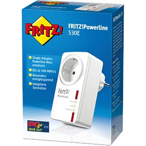 FRITZ!Powerline 530E Single AVM 20002583