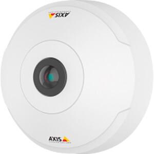 AXIS 01024-001 - Surveillance camera, IP, LAN, PoE, indoor