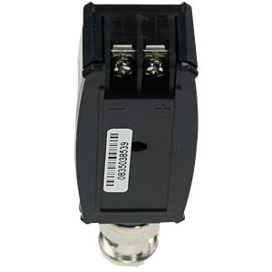 Balun – two-wire transmission set up to 600 m LUPUS 10839