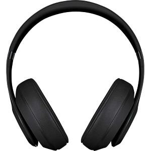 Kopfhörer, On-Ear, Beats Studio3 Wireless, mattschwarz BEATS ELECTRONICS MQ562ZM/A