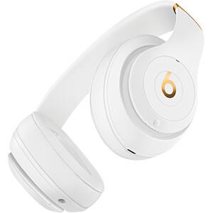 Kopfhörer, On-Ear, Beats Studio3 Wireless, weiß BEATS ELECTRONICS MQ572ZM/A