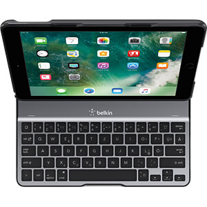 Keyboard Case for iPad 9,7 (2018) BELKIN F5L904DEBLK