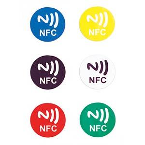 BERRYBASE 125452 - RFID / NFC Tags