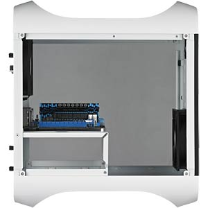 Bitfenix Mini ITX Prodigy, weiß BITFENIX BFC-PRO-300-WWXKW-RP