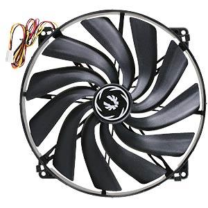 BitFenix Spectre 200-mm fan — black BITFENIX BFF-SCF-20020KK-RP