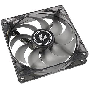 BitFenix Spectre 120-mm fan — black/LEDR BITFENIX BFF-BLF-12025R-RP