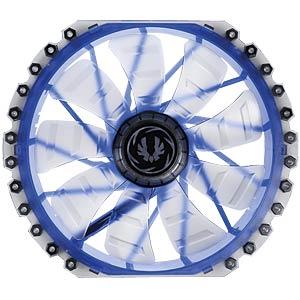 BitFenix Spectre PRO Gehäuselüfter, 230 mm, Blue LED, black BITFENIX BFF-LPRO-23030B-RP