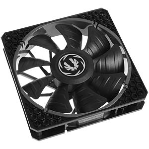 BitFenix Spectre PRO 120mm Fan - all black BITFENIX BFF-SPRO-12025KK-RP