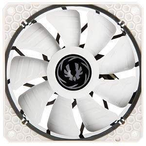 BitFenix Spectre PRO 120-mm fans — all white BITFENIX BFF-SPRO-12025WW-RP