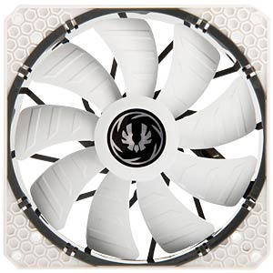 BitFenix Spectre PRO 140-mm fan — all white BITFENIX BFF-SPRO-14025WW-RP