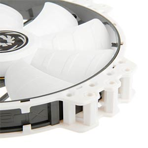 BitFenix Spectre PRO 200-mm fan — all white BITFENIX BFF-SPRO-20025WW-RP