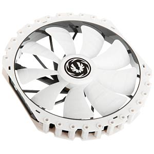 BitFenix Spectre PRO 230-mm fan — all white BITFENIX BFF-SPRO-23030WW-RP