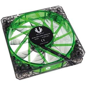 BitFenix Spectre PRO 120 mm Green LED — black BITFENIX BFF-LPRO-12025G-RP