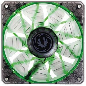 BitFenix Spectre PRO 120mm Green LED - black BITFENIX BFF-LPRO-12025G-RP