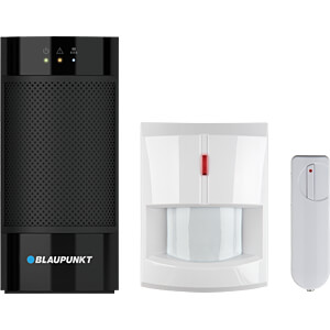 Alarmanlage Smart Home Security Starter Set, Funk 868 MHz BLAUPUNKT Q3000