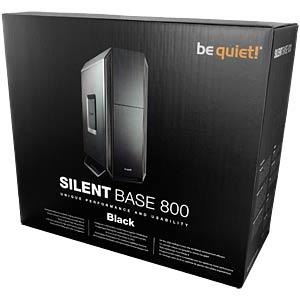 be quiet! Silent Base 800 Schwarz BEQUIET BG002