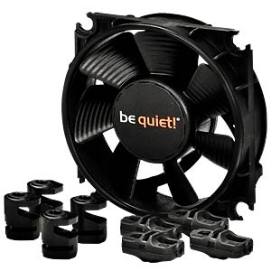 be quiet! Silent Wings 2, 80 mm PWM BEQUIET BL028