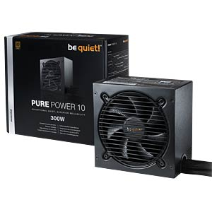 be quiet! Pure Power 10 300W BEQUIET BN270
