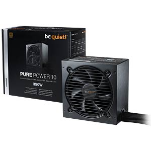 be quiet! Pure Power 10 350W BEQUIET BN271
