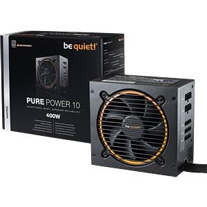be quiet! Pure Power 10-CM 400W BEQUIET BN276