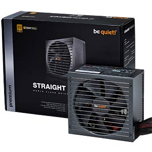 be quiet! Straight Power 10 - 600 Watt BEQUIET BN232
