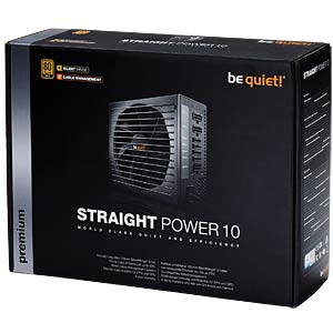 be quiet! Straight Power 10 — 800 W with cable management BEQUIET BN237