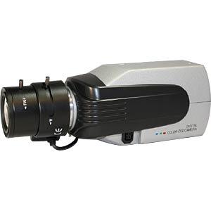 Überwachungskamera, 650 TVL, BNC, innen FREI