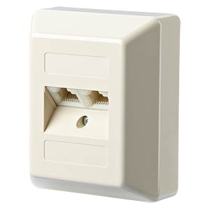 UAE 8/8(8) AP perlweiß RAL1013 METZ CONNECT 130001001-I