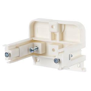 Montagehalter 50 T-NUT ohne Trennschale METZ CONNECT 1308895010-I