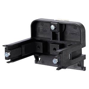 Montagehalter 55 Hutschiene ohne Trennschale METZ CONNECT 1308895520-I