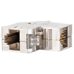 E-DAT modul Kupplung 8(8) 90° Cat.6 METZ CONNECT 1309A1-I