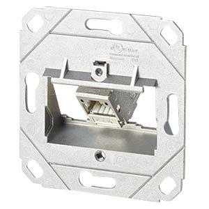CAT.6A modul 1 Port 180°M UP0 METZ CONNECT 130B11D11200-E