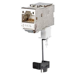 CAT.6A modul 270°Jack METZ CONNECT 130B12-E