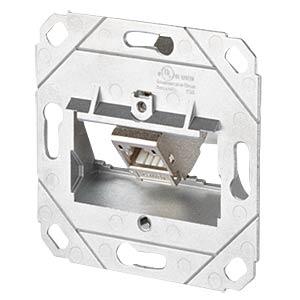 CAT.6A modul 1 Port 270°M UP0 METZ CONNECT 130B12D11200-E