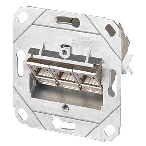 CAT.6A modul 3 Port 270°M UP0 METZ CONNECT 130B12D31200-E